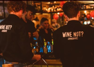 Wine Not bij Bar Bistro BRINK20 Laren