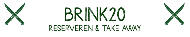 Reserveren & Take Away bij Bar Bistro Brink20 in Laren